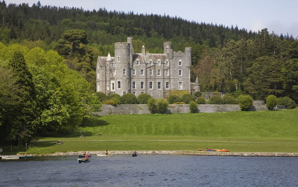 Castlewellan Forest Park is a perfect family day out.