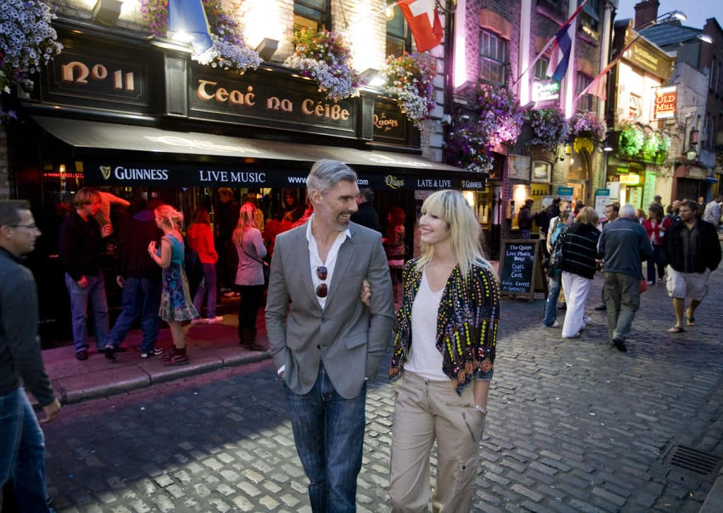 Reasons you should do 'the 12 pubs of Christmas' in Dublin include the short distance between pubs