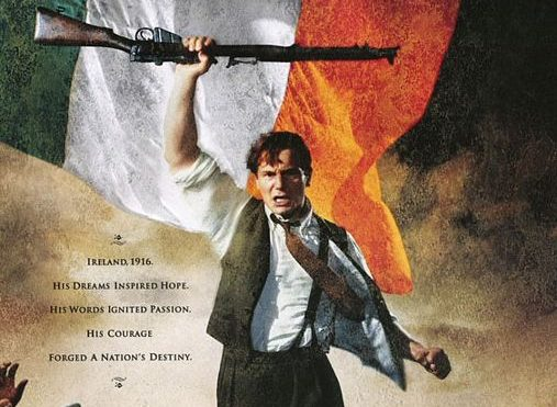 Michael Collins tops our list of the best Irish movies of all time.