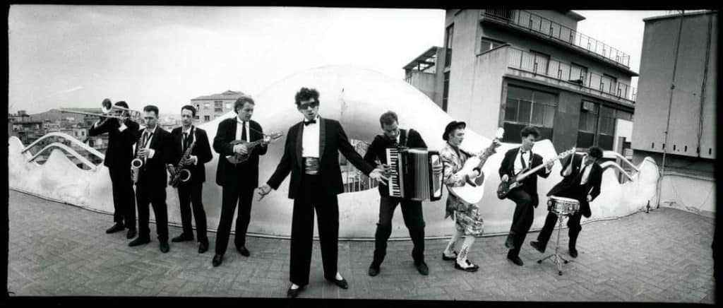"""The Pogues' album, """"Rum, Sodomy & the Lash"""", is one of the best albums by Irish artists of all time."""