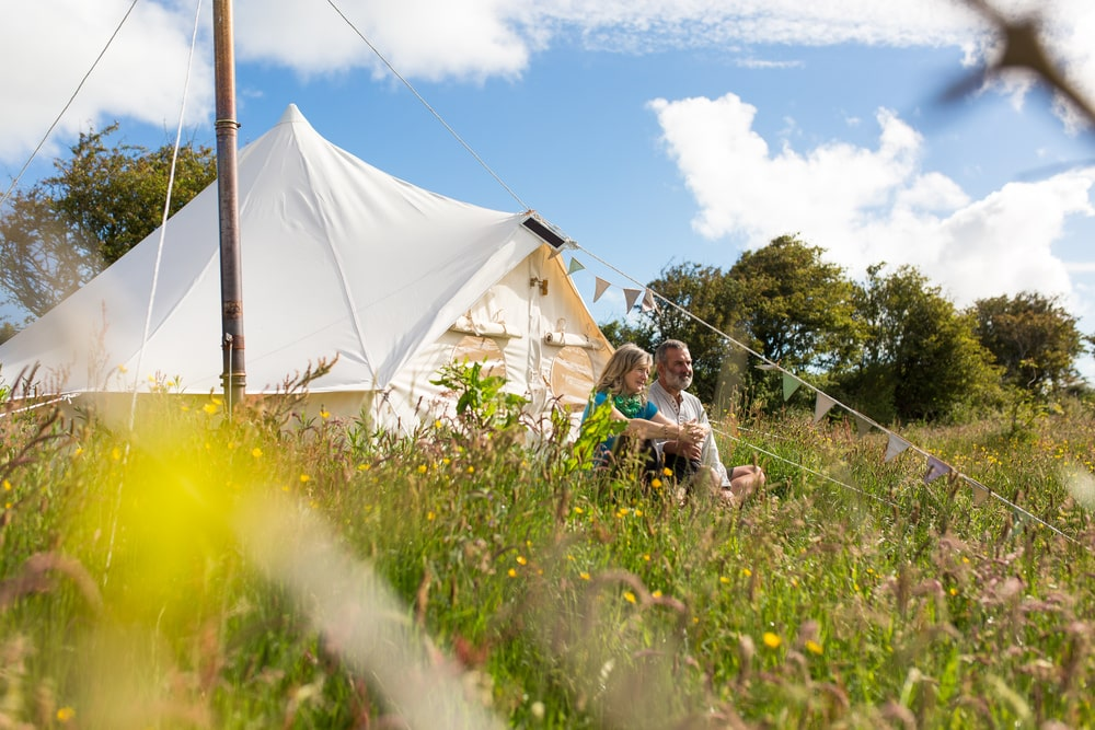 Purecamping is one of the 10 best camping sites in Ireland according to reviews