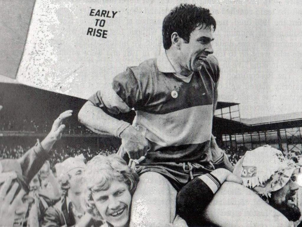 Dermot Earley played for Roscommon