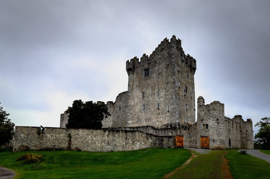 Ross Castle is home to some of the strangest paranormal phenomena in all of Ireland.