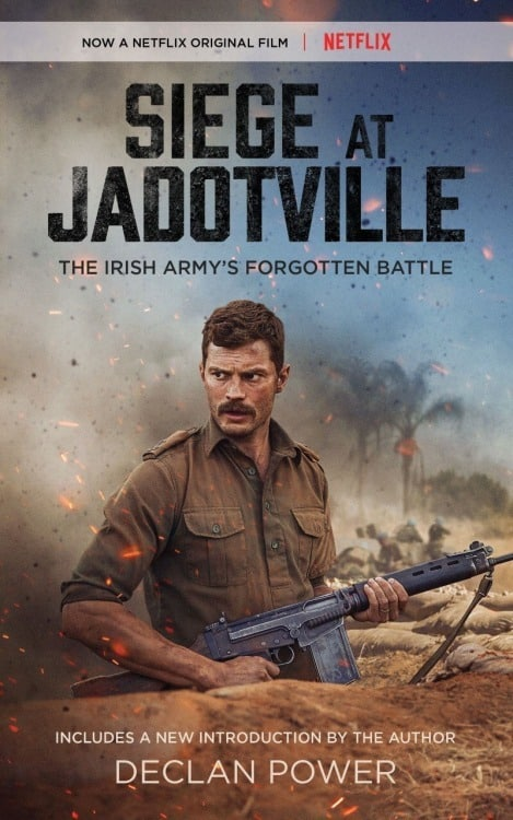 Siege at Jadotville tells of Irish peacekeeping troops in the Congo.
