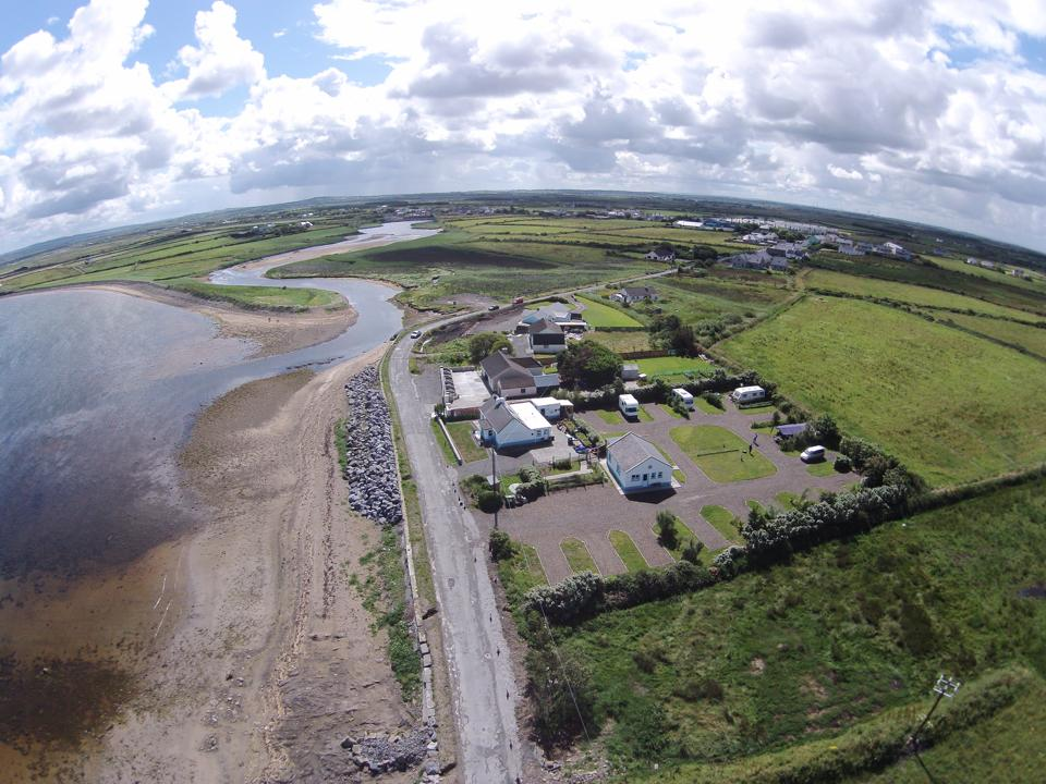 Strand Camping is one of the 10 best camping sites in Ireland according to reviews