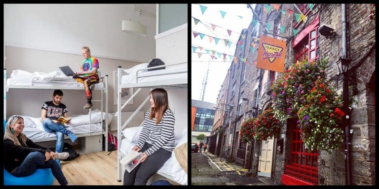 The 10 best hostels for solo travellers in Dublin