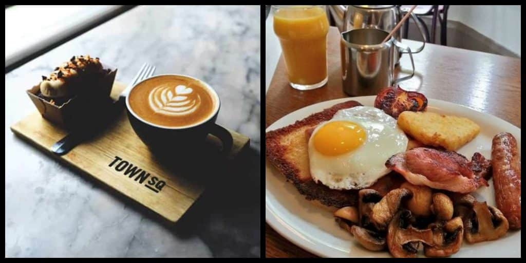 The 5 best cafes in Belfast