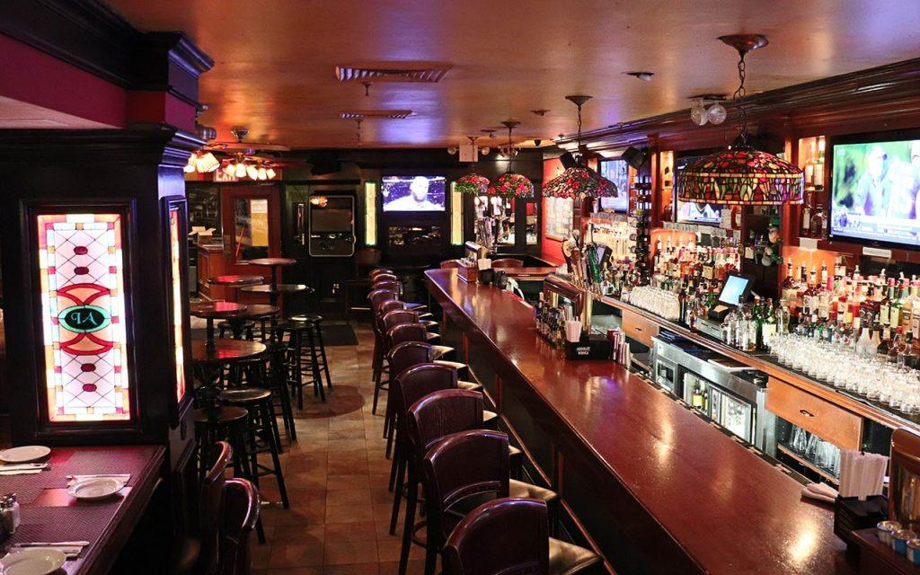 The Irish American Pub is exactly that, a great Irish pub in New York.