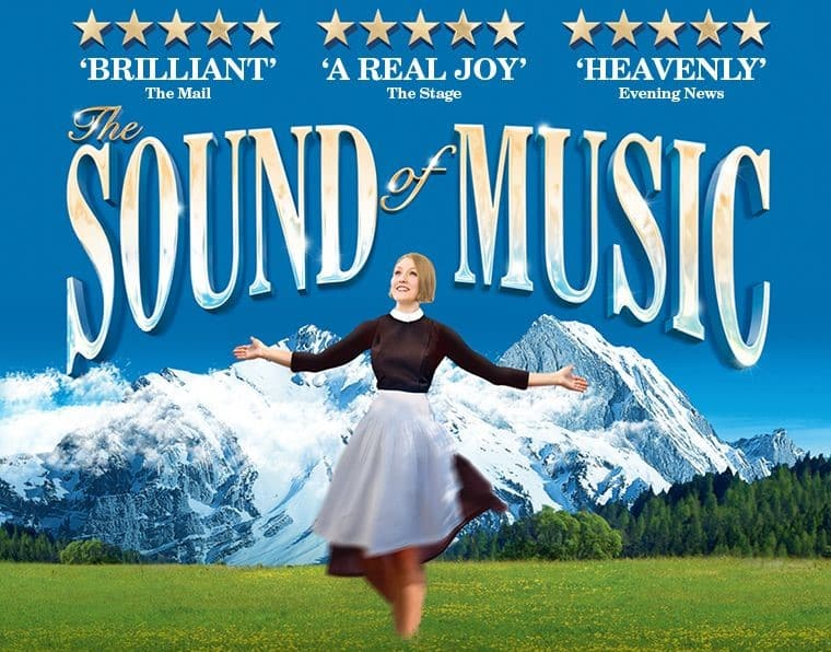 The Sound of Music is one of the top 10 events in Ireland this January