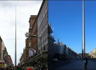 The story behind the Spire of Dublin, O'Connell Street's iconic landmark
