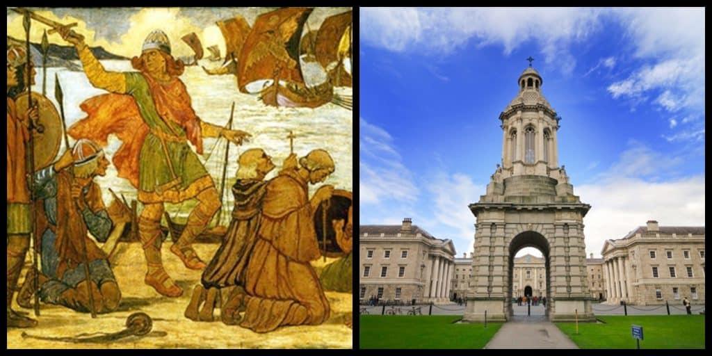 The story of Ireland's capital: a bite-size history of Dublin