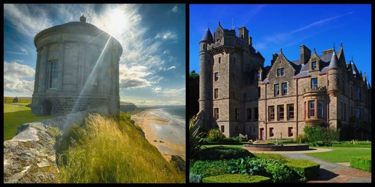 Top 10 beautiful places for gay couples to get married in Northern Ireland