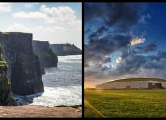 Top 10 famous landmarks in Ireland
