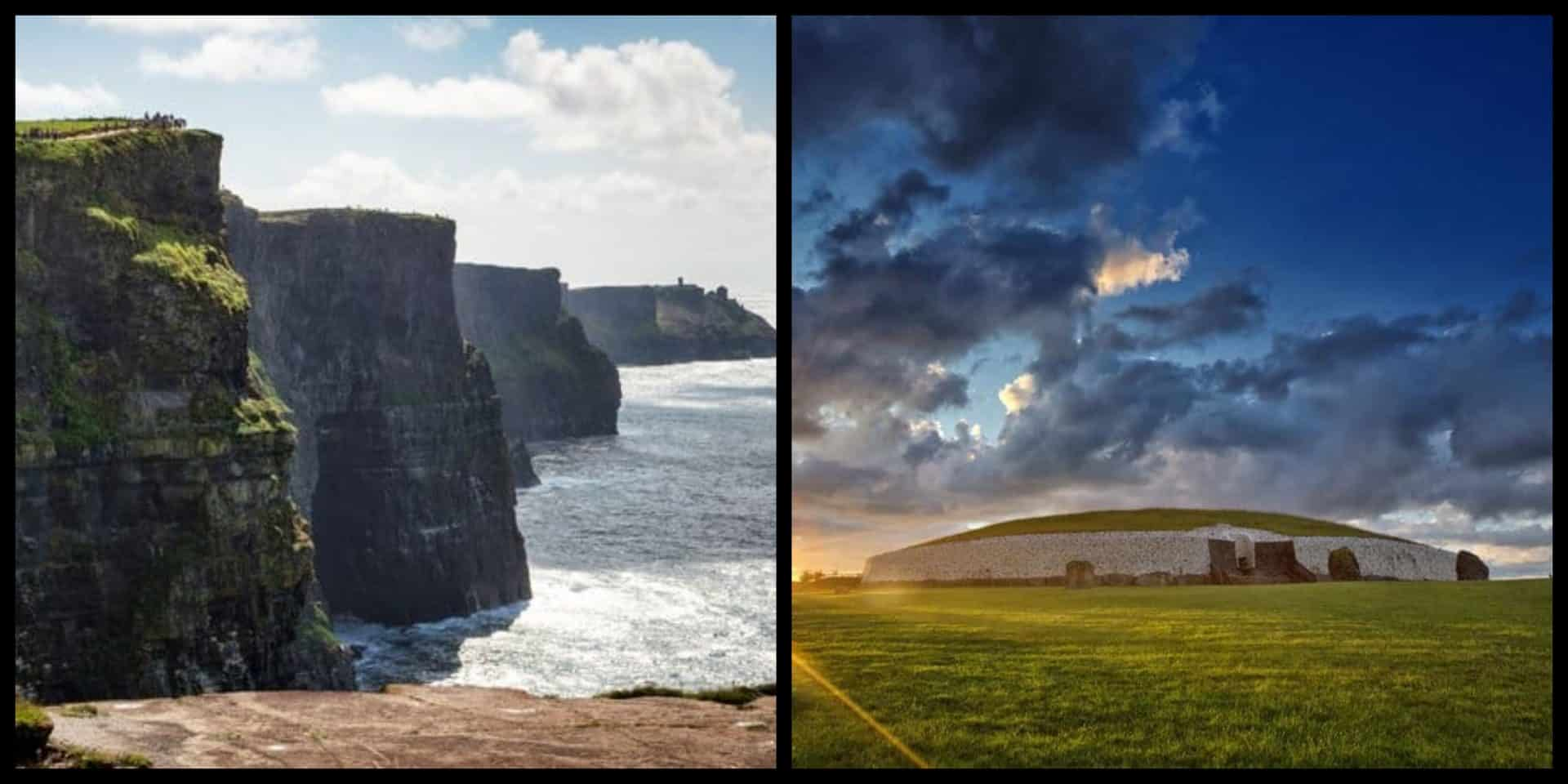top 10 famous landmarks in ireland