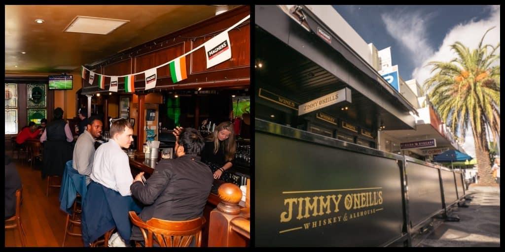 Top 10 Irish pubs in Melbourne