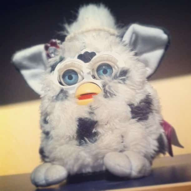Furby is one of the top 10 toys Irish kids had in the 90s that are worth a fortune now