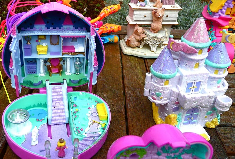 Polly Pocket is one of the top 10 toys Irish kids had in the 90s that are worth a fortune now