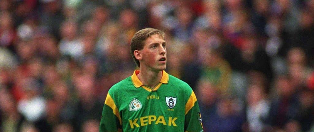 Trevor Giles is a footballer from County Meath