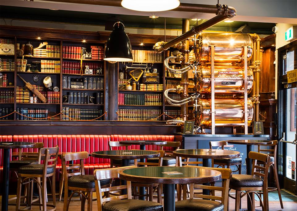 Trinity Bar is one of the top 10 Irish pubs in Sydney
