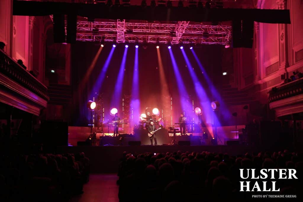 The perfect mix of intimacy and dance floor space, the Ulster Hall is a great concert venue in Belfast.