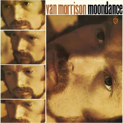 """Van Morrison's """"Moondance"""" is one of the greatest albums by Irish musical acts of all time."""