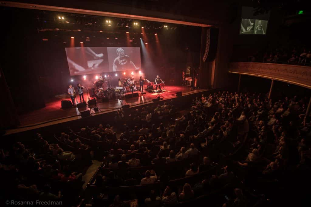 The Waterfront Hall is one of the top 5 indoor venues in Belfast thanks to its intimate feel and vibe.