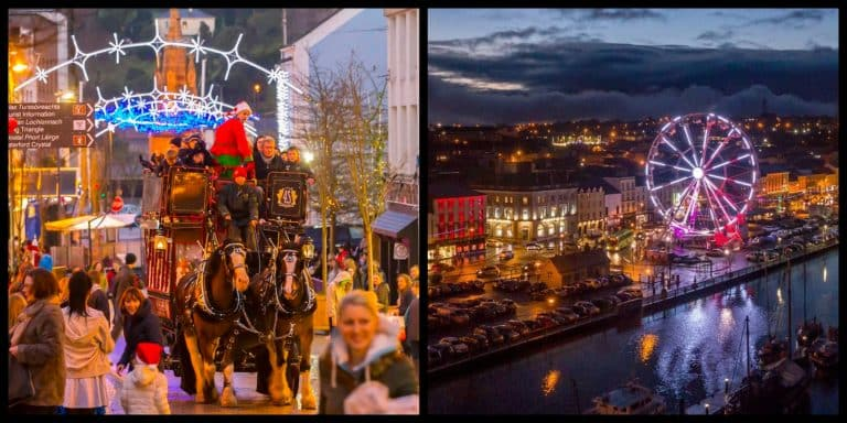 Winterval festival kicks off this weekend in Ireland's Christmas capital