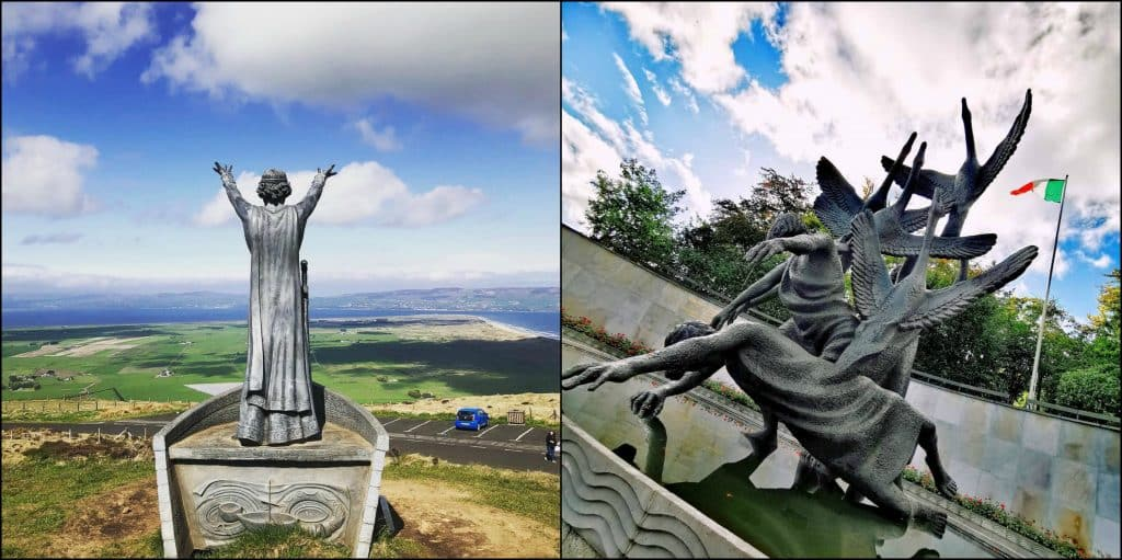 5 stunning statues in Ireland inspired by Irish folklore