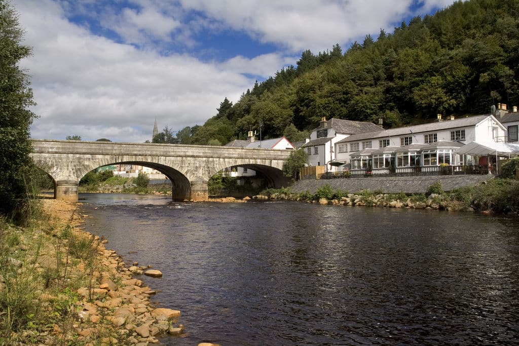 Avoca Weaving Mill is Ireland's oldest weaving mill and another of the top places to visit in Wicklow.