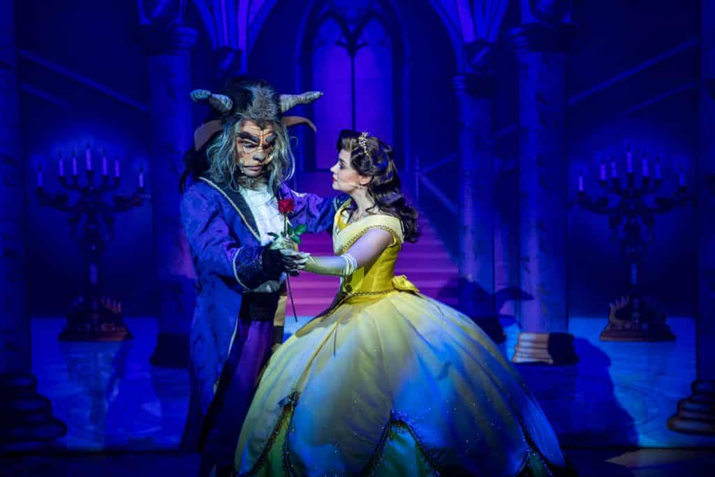 Beauty and the Beast will run at the Grand Opera House through January