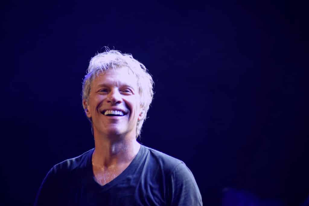 """Bon Jovi's much-loved """"Living on a Prayer"""" is a favourite of the world, and a favourite of Irish weddings. It makes our list of 10 songs you'll hear at every Irish wedding."""