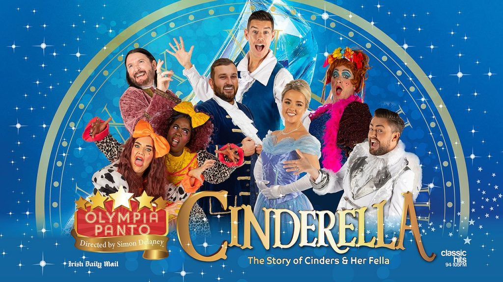 5 pantos in Ireland to see with the family this Christmas include Cinderella in Dublin