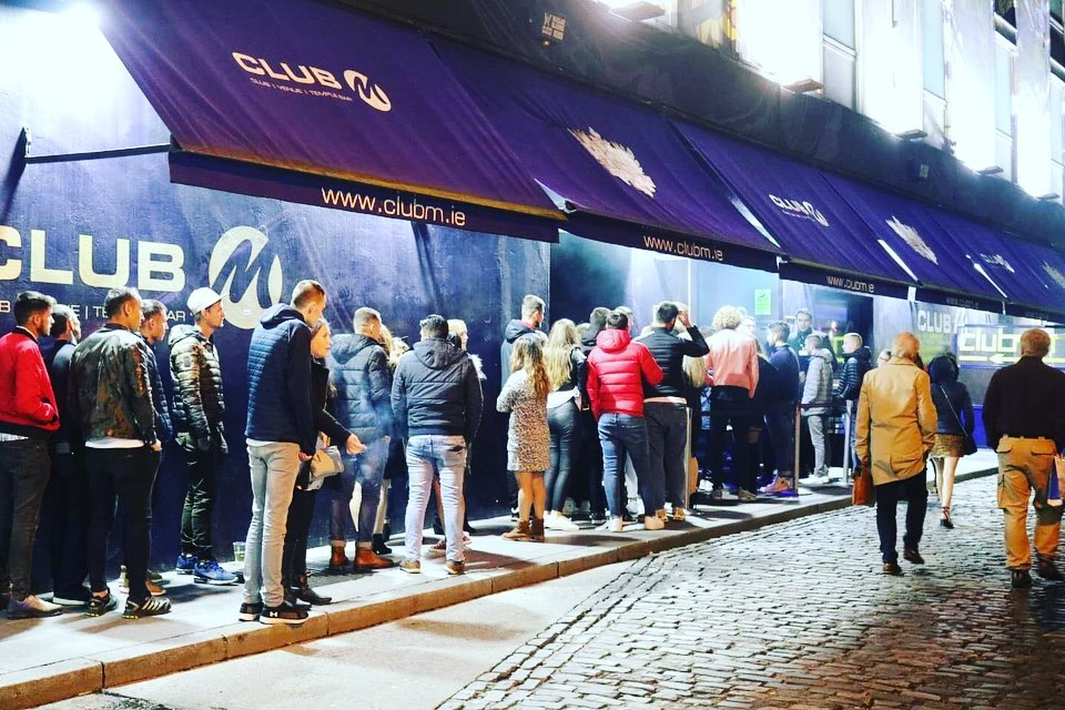 Club M has one of our top 10 hilariously depressing reviews of Dublin nightclubs