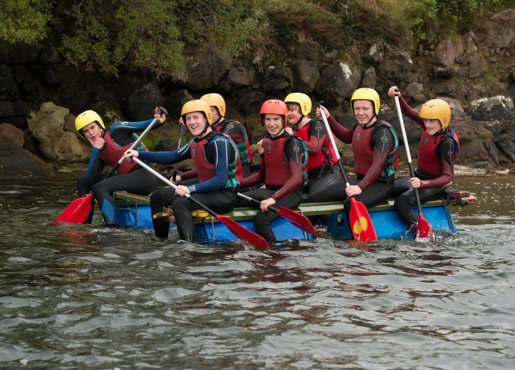 Top places in Ireland to bring the kids this summer include Delphi Adventure Centre in Galway