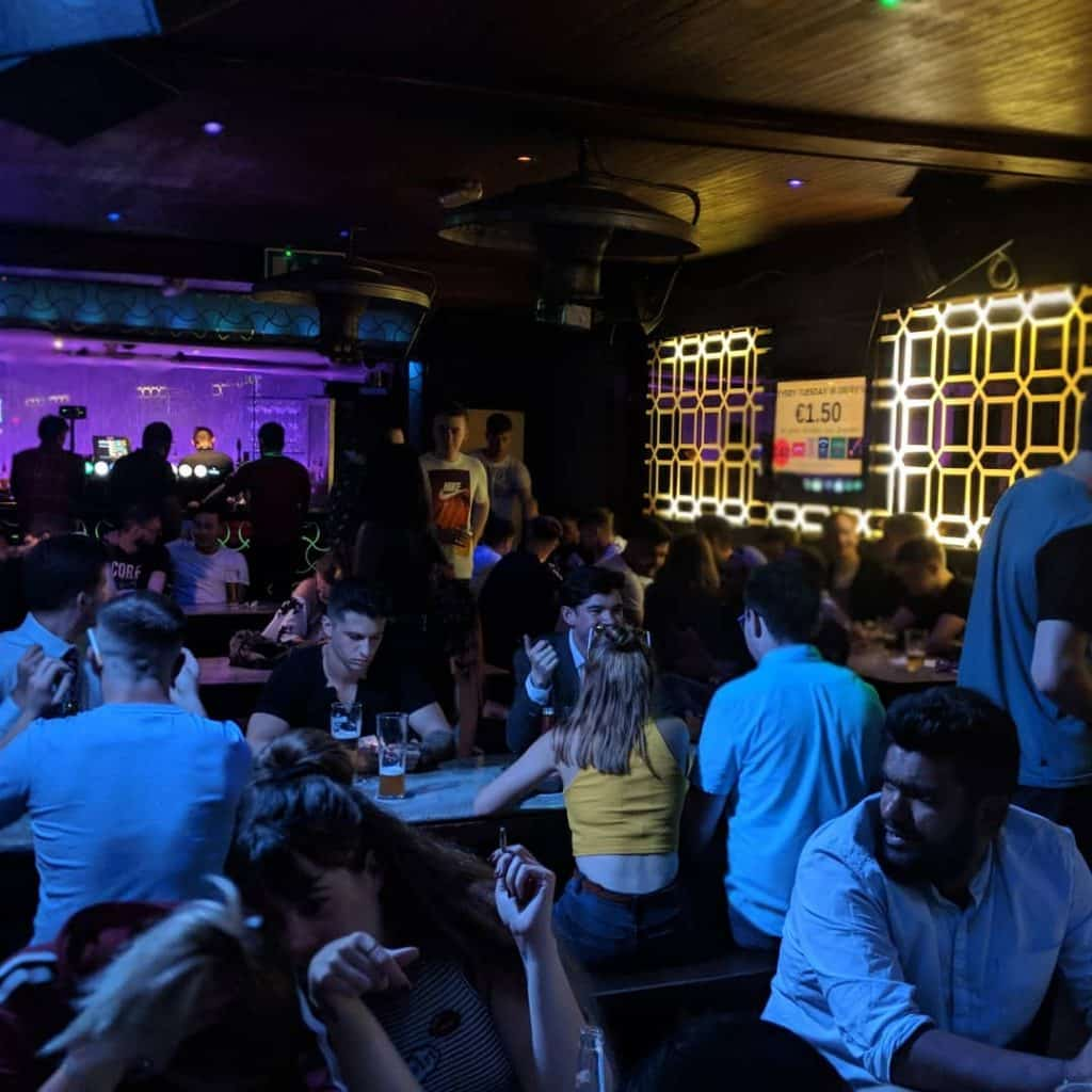 Dicey's has one of our top 10 hilariously depressing reviews of Dublin nightclubs