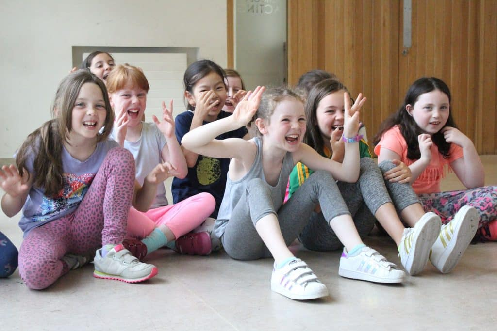 If your kids are into performing arts be sure to sign them up to the Gaiety School of Acting, one of the top 10 Irish summer camps.