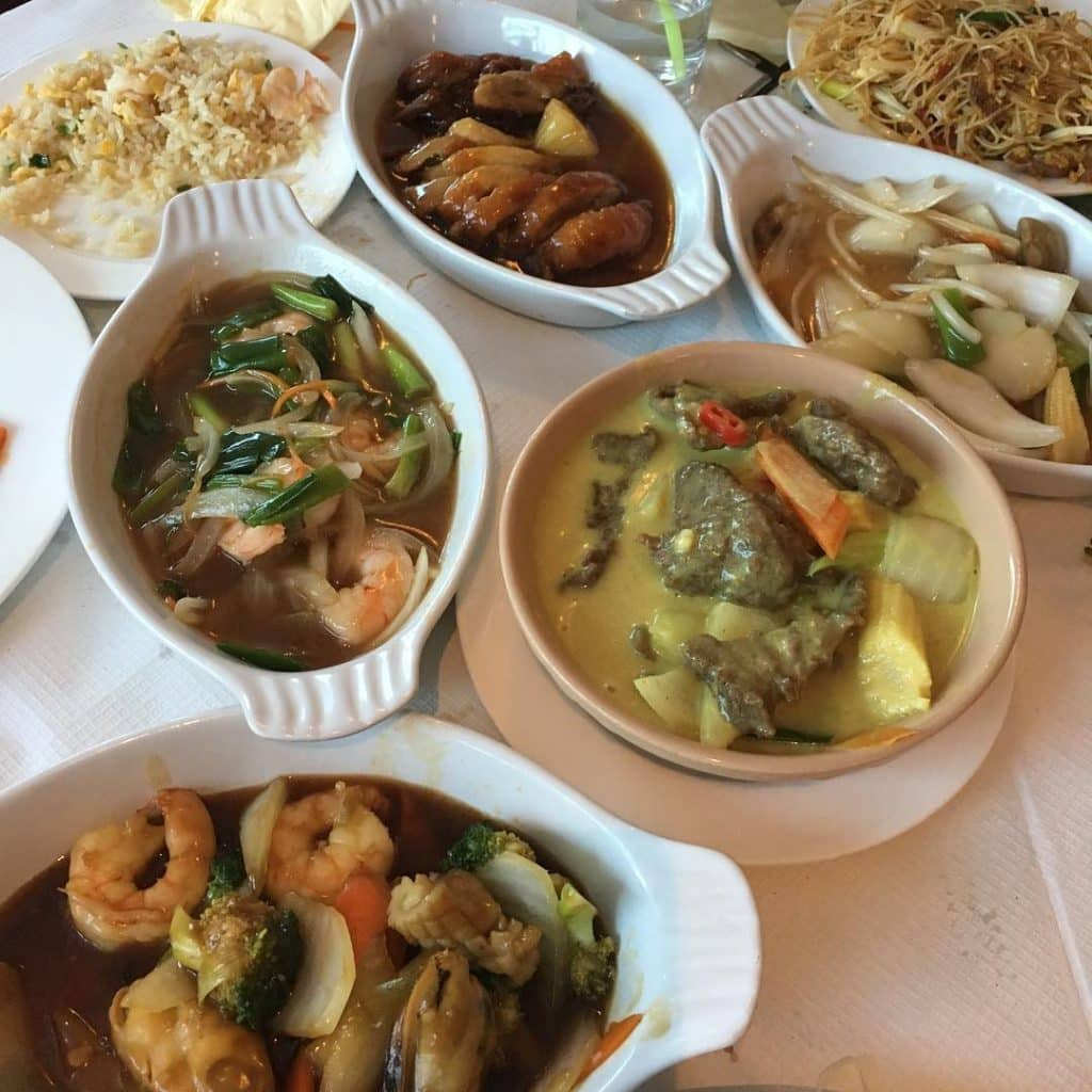 Golden Palace offers all you can eat Chinese food