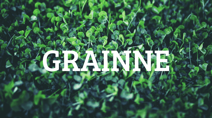 Grainne is a name even the native Irish struggle with, no wonder it's on our list for top 10 Irish first names no one can pronounce.