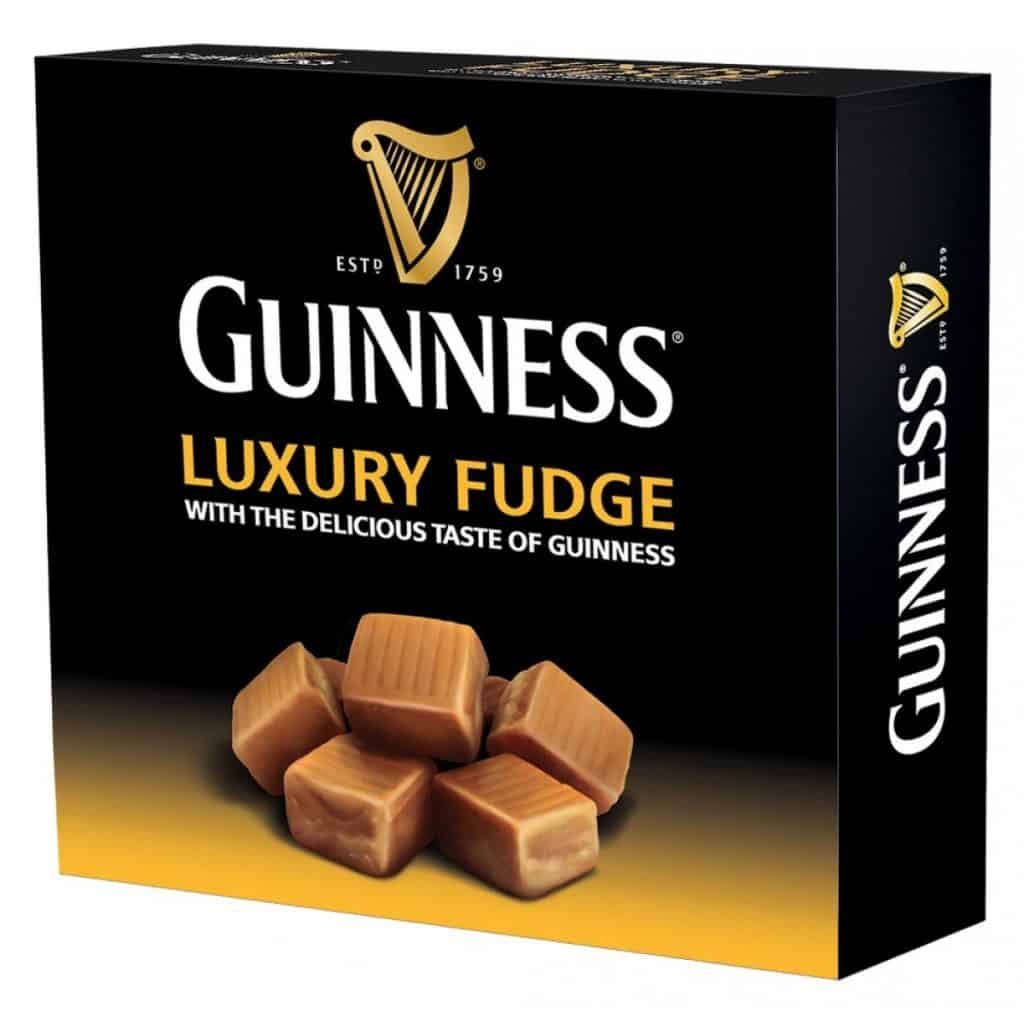 The delicious taste of this creamy, luxury fudge truly makes it one of the 5 Guinness-flavoured treats you need to try.