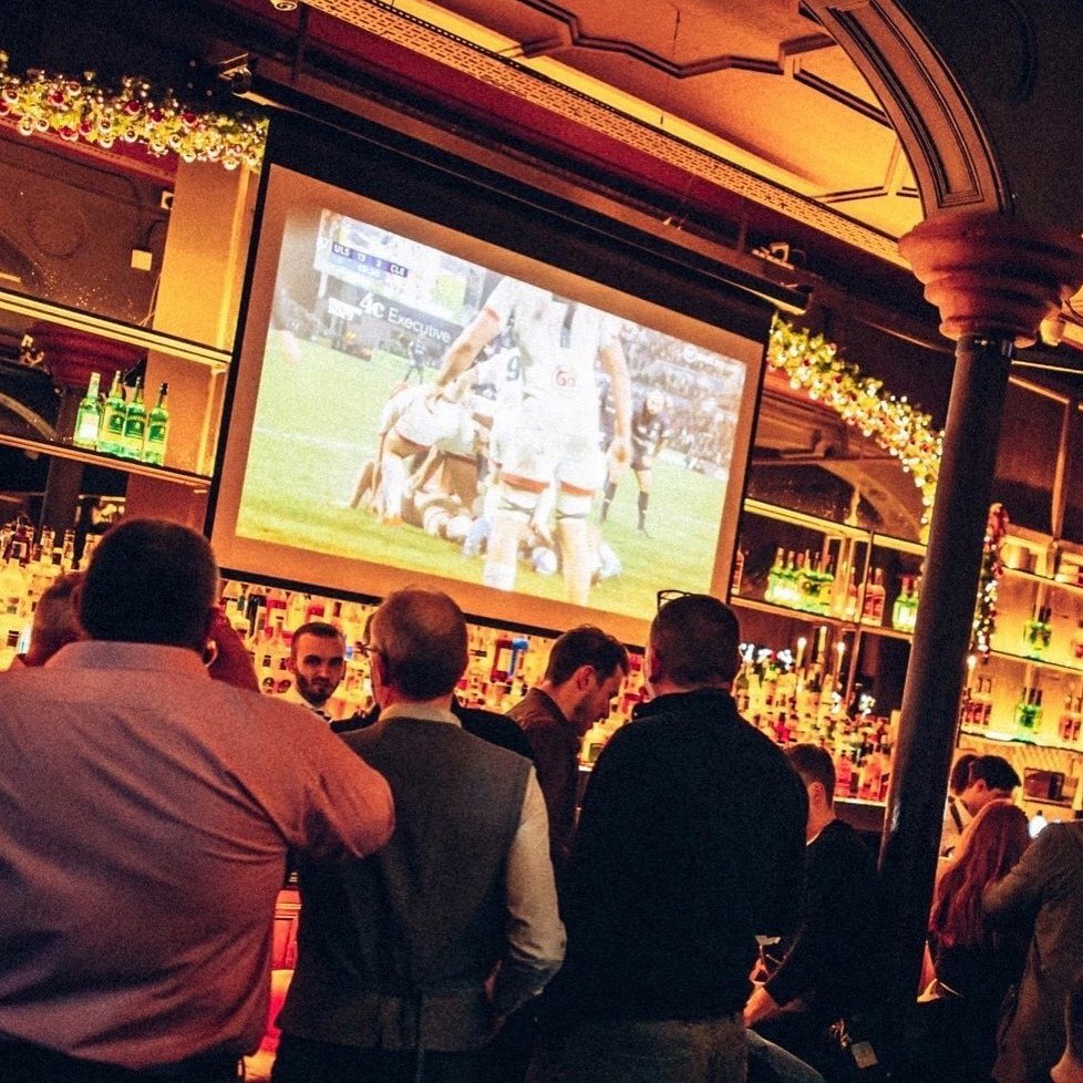 Henry's is one of the top 5 bars for live sports in Belfast