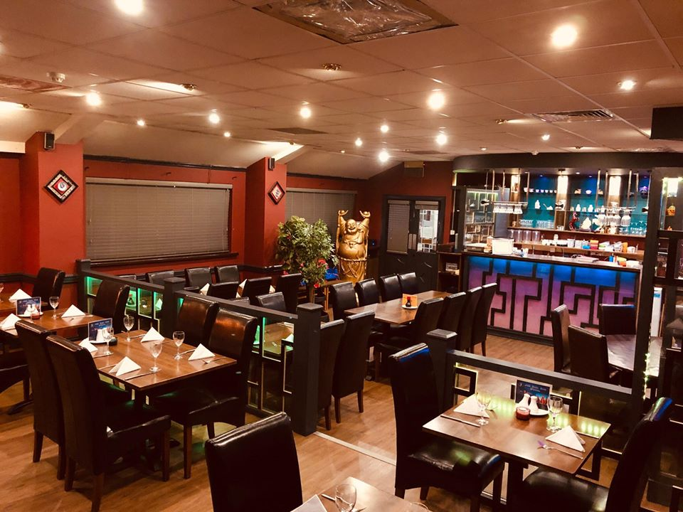 Jazz Chinese is one of the top 10 buffet restaurants in Dublin