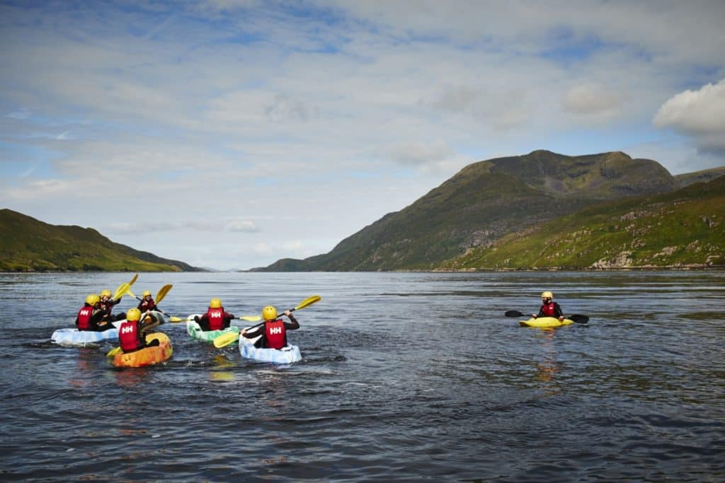 Killary Summer Camp is one of the top 10 Irish summer camps for next summer, especially for those who love adventure.