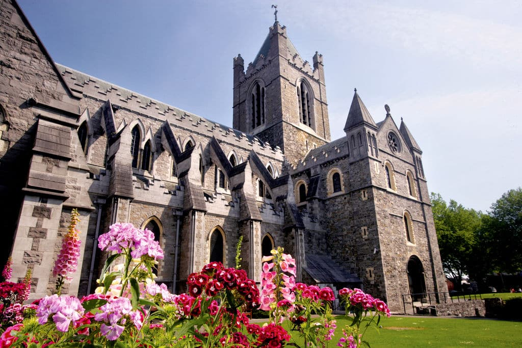 10 things that need to be on your 2020 Irish bucket list include ringing the bells at Christ Church Cathedral