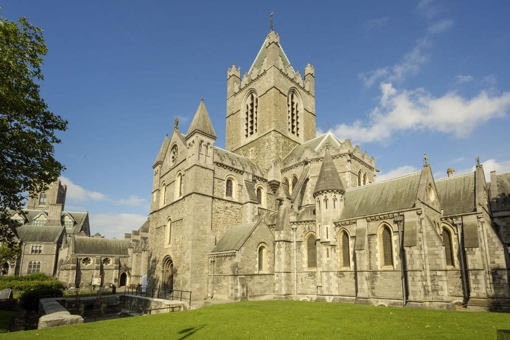 10 hilarious Google reviews of cathedrals and churches in Ireland include one of Christ Church Cathedral in Dublin
