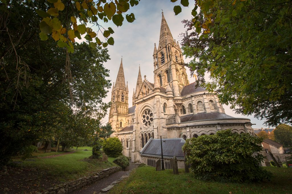 10 hilarious Google reviews of cathedrals and churches in Ireland include one of St Fin Barre's Cathedral
