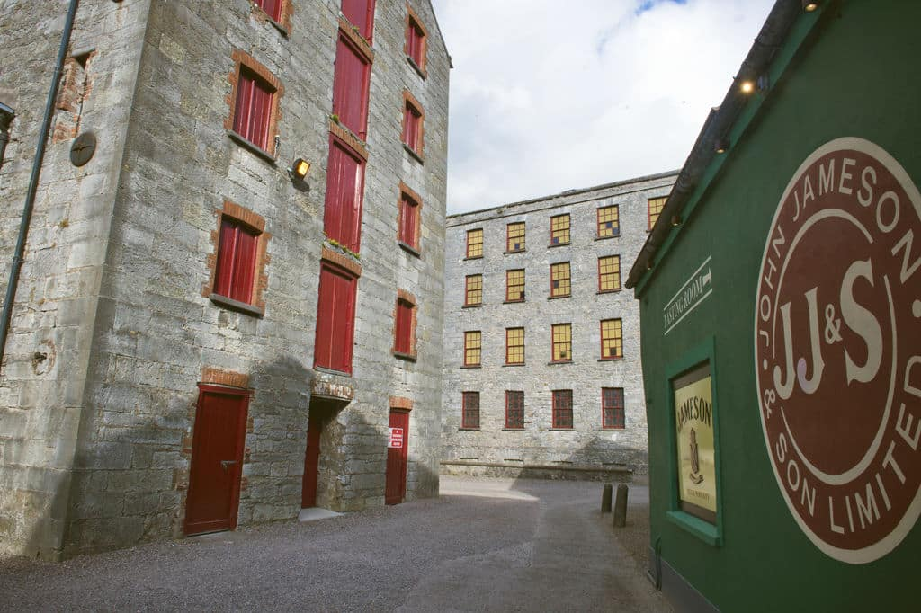 10 things to do in Cork before you die include the Jameson Experience