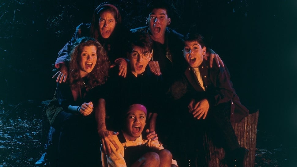 Any list of 10 TV shows Irish 90s kids will remember has to include Are you afraid of the dark? A favourite of the era.