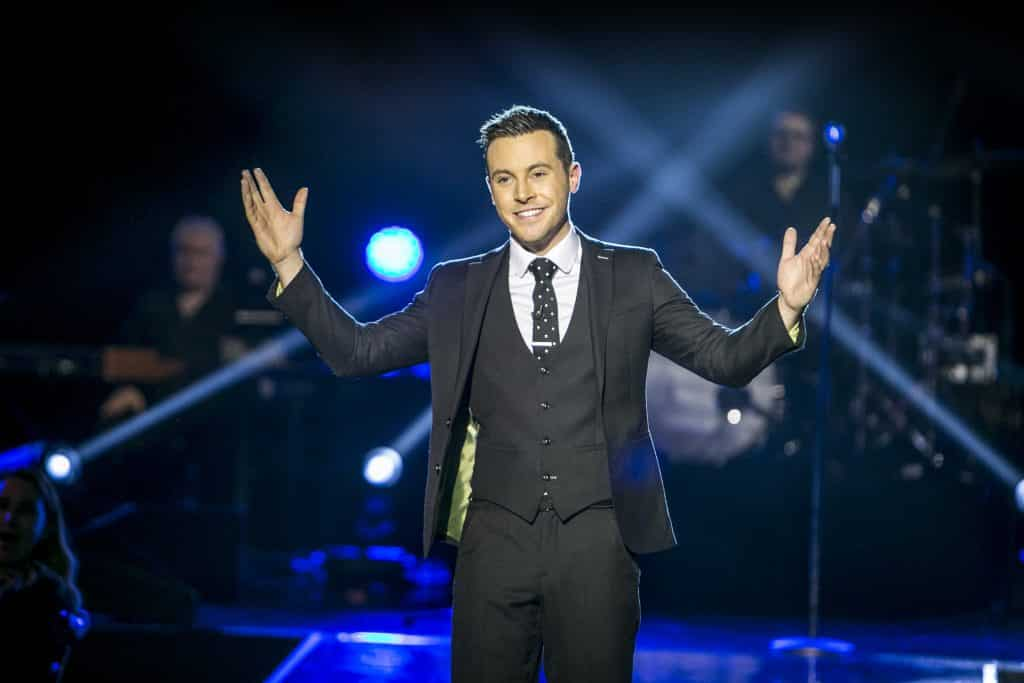 """The Irish love Nathan Carter's """"Wagon Wheel"""" and it's included in many Irish wedding parties."""