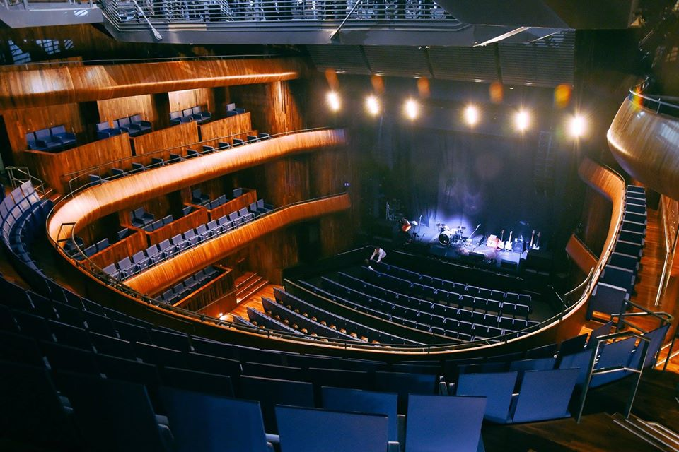 The National Opera House is one of the 5 most beautiful theatres in Ireland