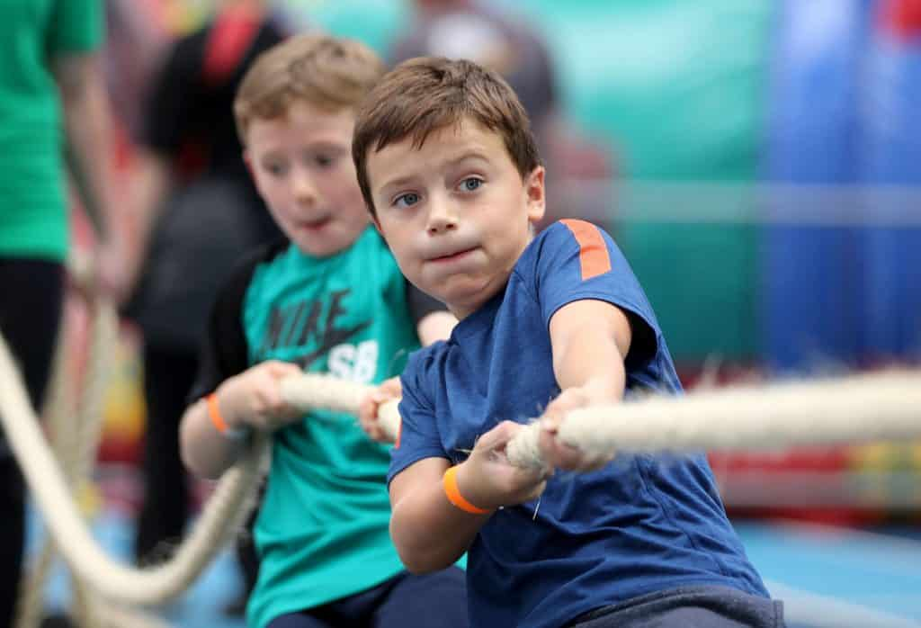 One of the top 10 Irish summer camps for sports next year is Dublin's National Sports Campus.
